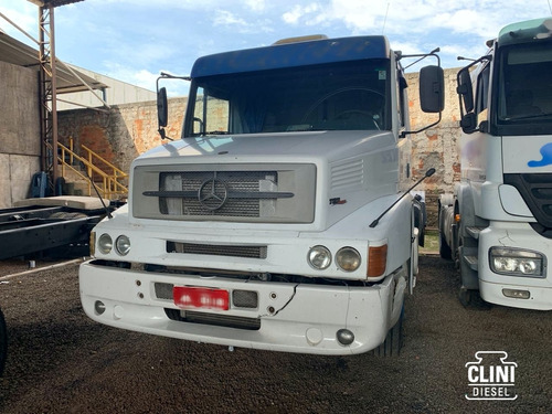 mercedes benz mb 1634 top brake 4x2 2008 eletrônico = scania