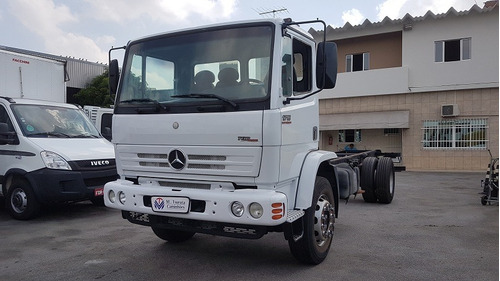 mercedes-benz mb 1718 12 chassis
