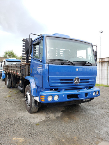 mercedes-benz mb 1718 4x2 carroceria 2010 / financiamos