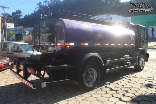 mercedes-benz mb 1718 - ano: 2009 - tanque