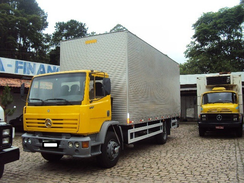 mercedes-benz mb 1720 4x2 bau