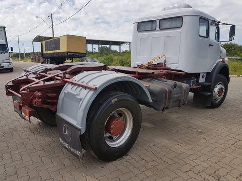 mercedes-benz mb 1924 cavalo motor original  vw ford volvo