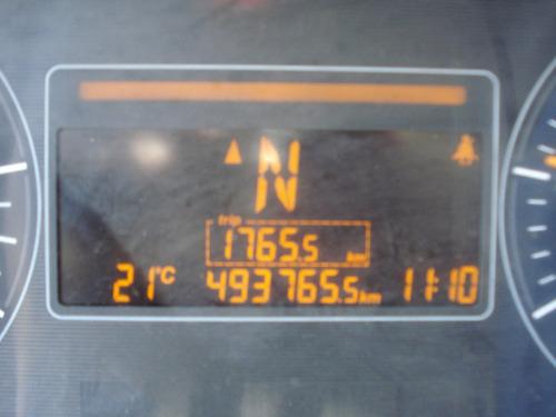 mercedes-benz mb 1933 4x2 2013 baixo km