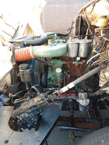 mercedes benz mb 1935 c/ bomba hidraulica