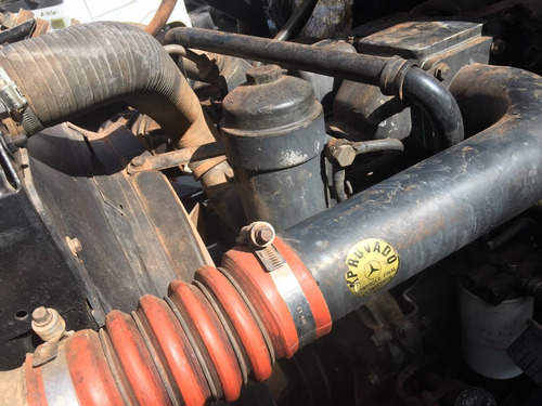 mercedes-benz mb 1938 motor novo c/ 6.000km