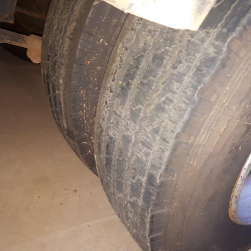 mercedes-benz mb 1938 trucada pneus semi novos