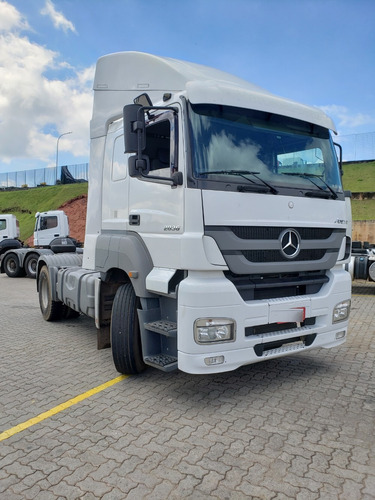 mercedes benz mb 2036 4x2 axor ano 2016 / financiamos