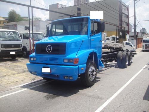 mercedes-benz mb 2318 1994 truck