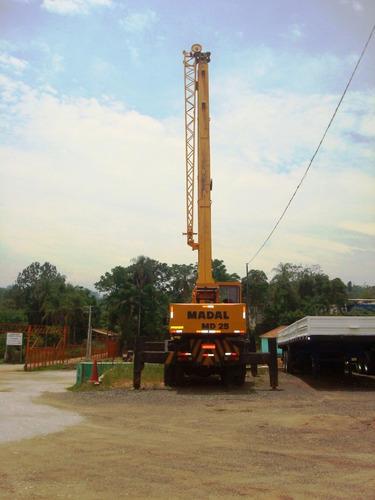 mercedes-benz mb 2325 1998 6x4 guindaste