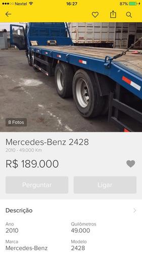 mercedes-benz mb 2428
