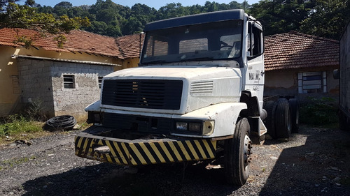 mercedes-benz mb 2635 6x4 chassi ano 1995
