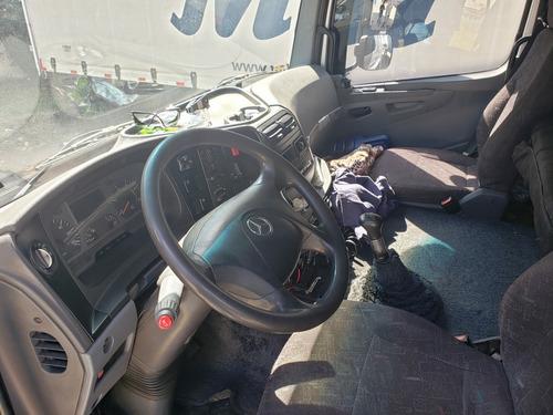 mercedes-benz mb 2640 ano 2008 6x4 tracado revisado