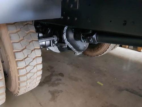 mercedes-benz mb 2726 k caçamba rossetti traçado