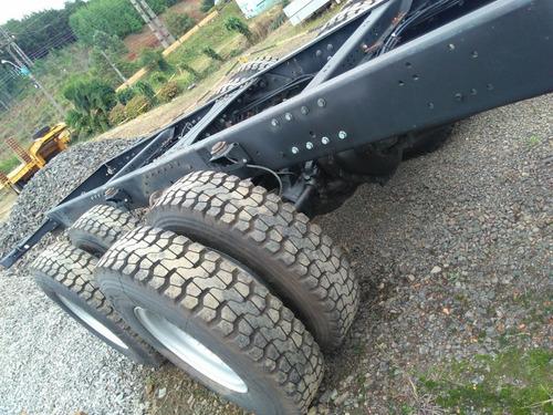 mercedes-benz mb 2729 novo sem carroceria 2014 nunca rodou