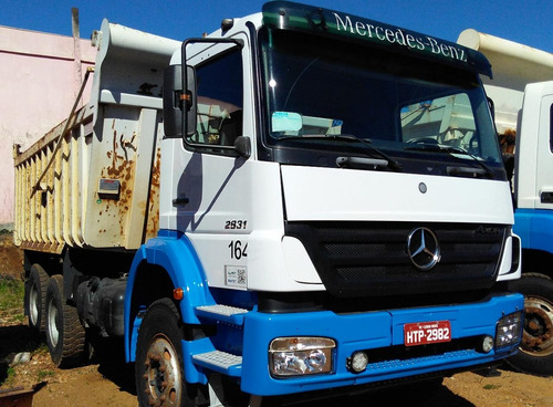 mercedes-benz mb 2831 - ano 2010/2011