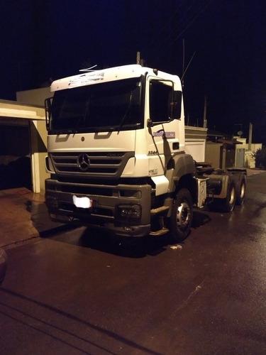 mercedes-benz mb 3344 axor 2010 motor novo r$ 120.000.