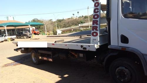 mercedes benz mb 3/4 accelo 915c 2008 com guincho redutor 5t