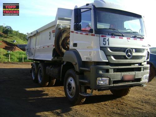 mercedes-benz mb 4144 6x4