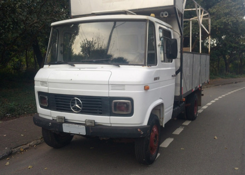 mercedes-benz mb 608 1986