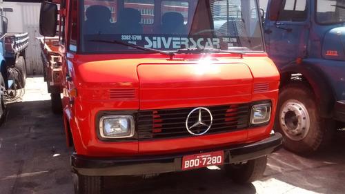 mercedes-benz mb 608 carroceria