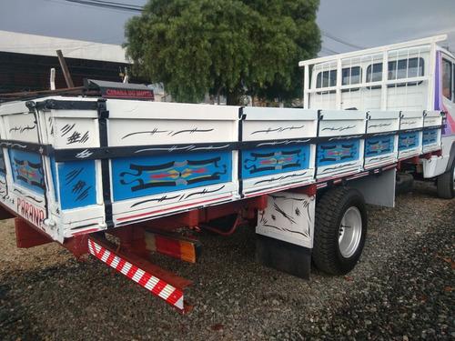 mercedes-benz mb 709 carroceria aceito troca