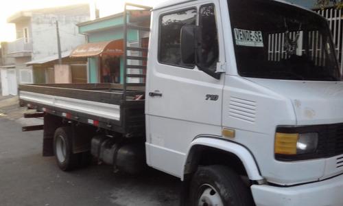 mercedes-benz mb 710 4x2 1999  carroceria