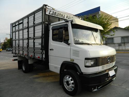 mercedes-benz mb 710/1997 boiadeiro