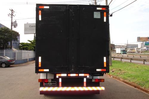 mercedes benz mb 712 c ano 1999 bau excelente caminhão