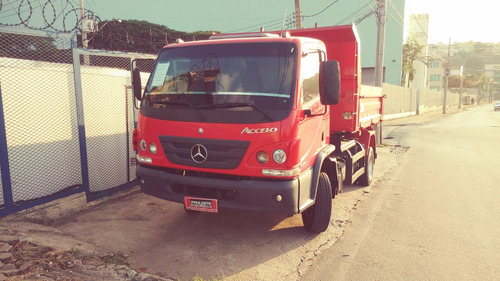 mercedes-benz mb 815 2013 unico dono impecavel com original