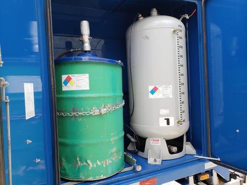 mercedes-benz mb 815 ano 2013 comboio gascom completo 2.000l