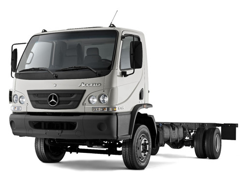mercedes-benz mb 815 chassi 2018