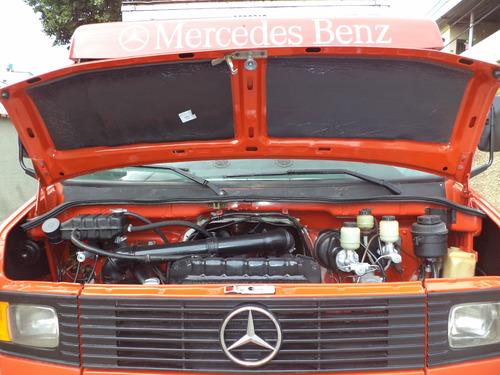 mercedes benz mb 912 1991/1992 bau