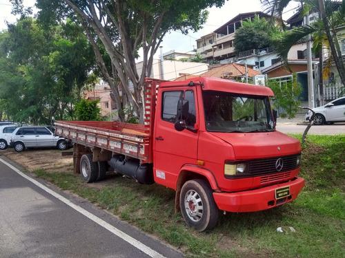 mercedes-benz mb 912 carroceria ano 93 impecável