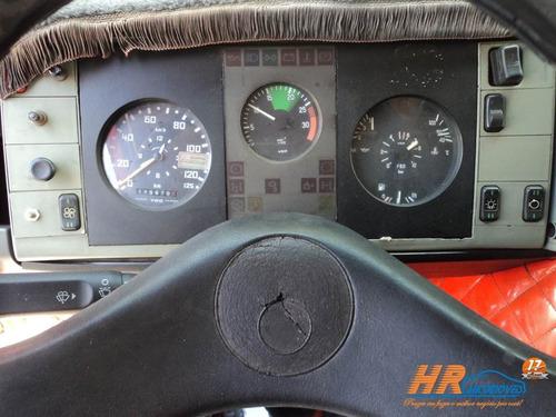 mercedes-benz mb 914 baú