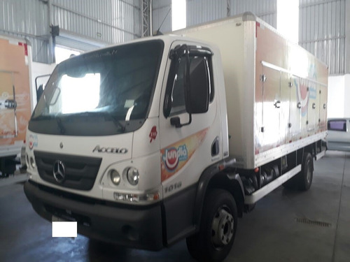 mercedes-benz mb accelo 1016, 2014, chassi!