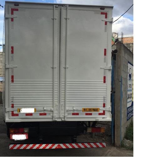 mercedes-benz mb accelo 915 2011 bau