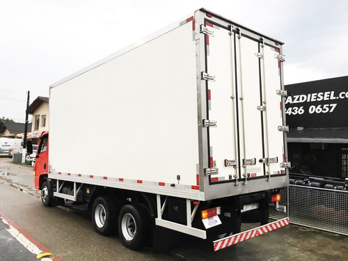 mercedes-benz mb acelo 1016 2013 truck , 6x2 bau frigoríf