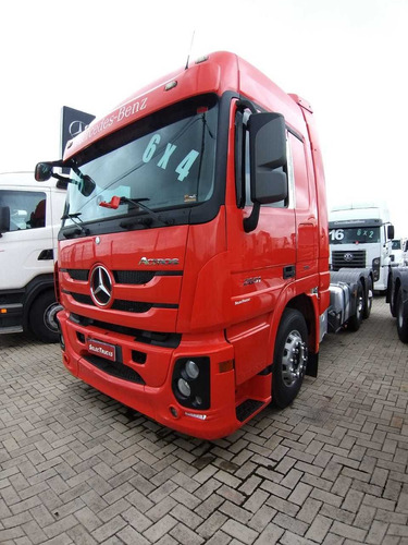 mercedes-benz mb actros 2651 - selectrucks