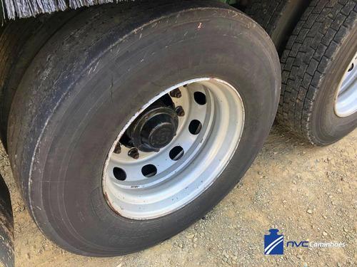 mercedes benz mb atego 1418 6x2 2008 truck baú = 24250 1418