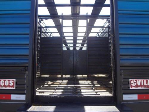 mercedes benz mb atego 2425 2011 branco boiadeira 11,30m
