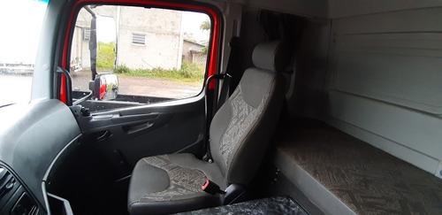 mercedes benz mb atego 2426 cabine leito teto baixo truck