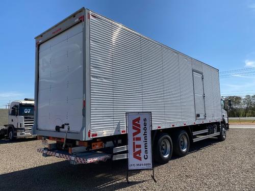 mercedes-benz mb atego 2429 6x2 2013/2013 - ativa caminhões