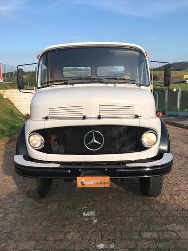 mercedes-benz mb l 1513 truck 1975 (raridade)