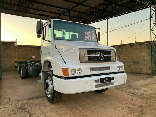 mercedes benz mb l 1620 truck chassis 6x2 2010 = 10 vw 24250