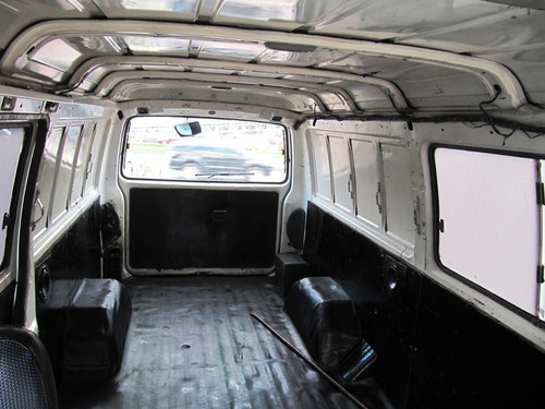 mercedes benz  mb140 van carga