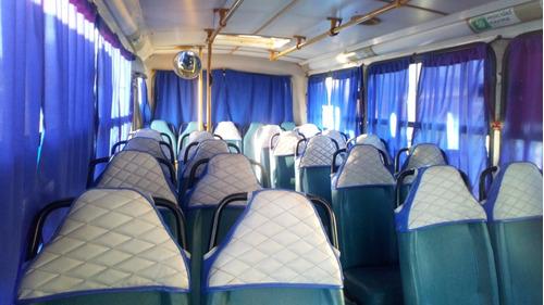 mercedes-benz mercedes benz 712 maxibus