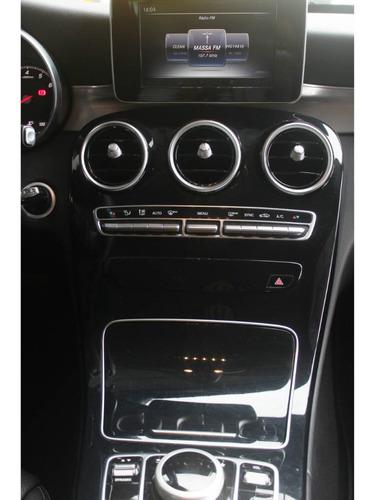mercedes-benz mercedes c180 1.6 turbo