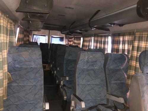 mercedes benz minibús sprinter 413