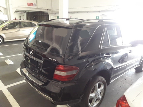 mercedes benz ml - 2007