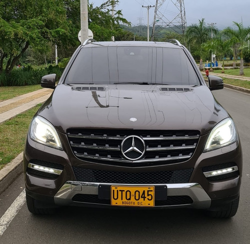 mercedes benz ml 250